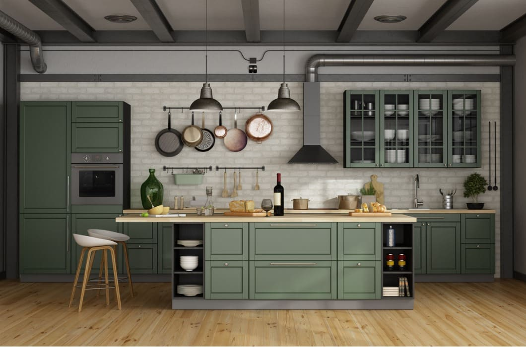 Spray Painting Kitchen Cabinets Wrx Trade, Is It Better To Spray Paint Kitchen Cabinets